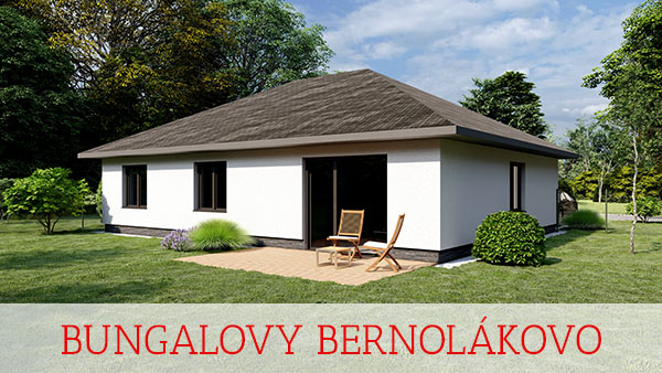 Dostupné Bernolákovo bungalovy